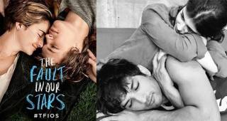 Sushant gives us the First look of The Fault In Our Stars and later deletes it