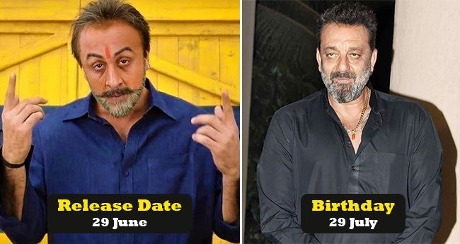 Sanju just happened to be a Pre-birthday gift for Sanjay Dutt