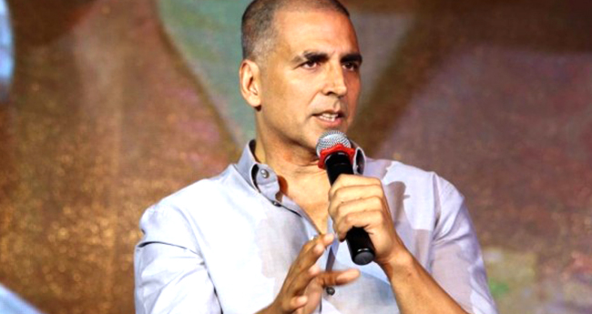 Akshay Kumar says: I would be a fool to make a biopic on myself, It's a shallow thing to do