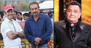 Rishi Kapoor on Ranbir Kapoor's film choice, Sanju was a pretty good film, unlike Bombay Velvet or Jagga Jasoos