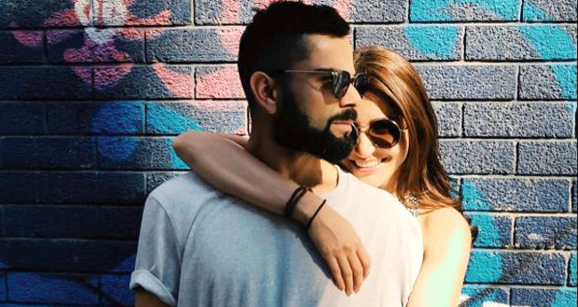 Anushka Sharma's Recent Picture With Virat Kohli Is Breaking The Internet