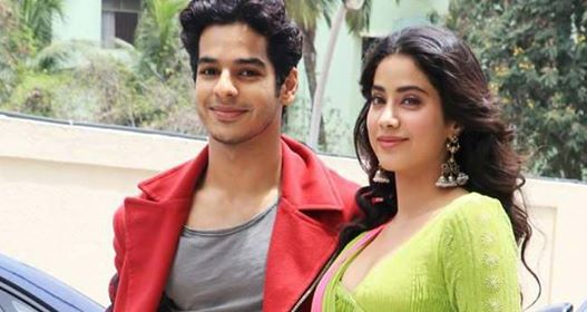 Not the beautiful face, But Ishaan Khatter finds Janhvi Kapoor's Facial Hair Amazing