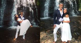 Milind Soman and Ankita Konwar tie knot again in dreamy wedding place in Spain