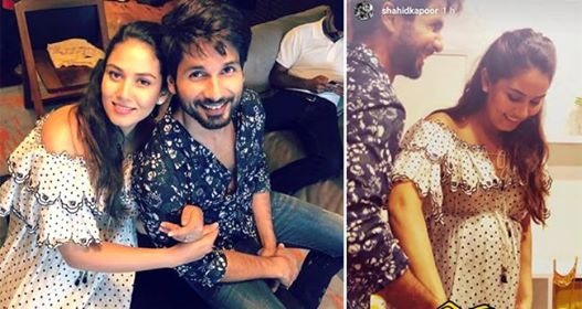 Mira Rajput's Baby Shower Pictures Are Awwdorable, Shahid Looks The Coolest