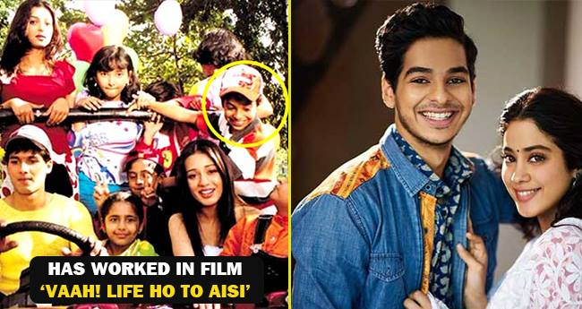 With the success of Dhadak, Let's know more about actor Ishaan Khatter