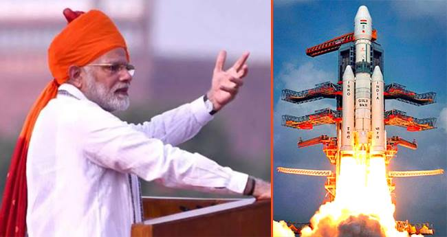 Indians To Go In Space By 2022, Says PM Modi And ISRO