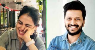 Riteish Deshmukh wished his Best Friend, Baiko Genelia with a love note