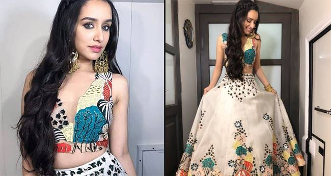 Shraddha Kapoor looks radiant during the promotions of Stree