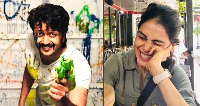 Riteish Deshmukh Had A Beautiful Surprise For Wife Genelia On Her Birthday