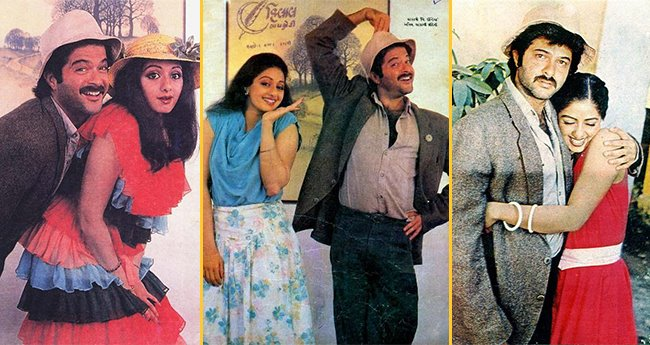 Sridevi Was Offered Rs 11 Lakh To Work In 1987 Film Mr. India Opposite Anil Kapoor