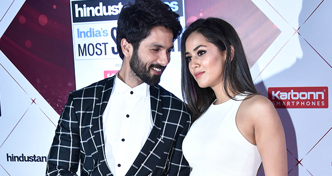 Mira Rajput opens up about her and Shahid Kapoor's second baby name